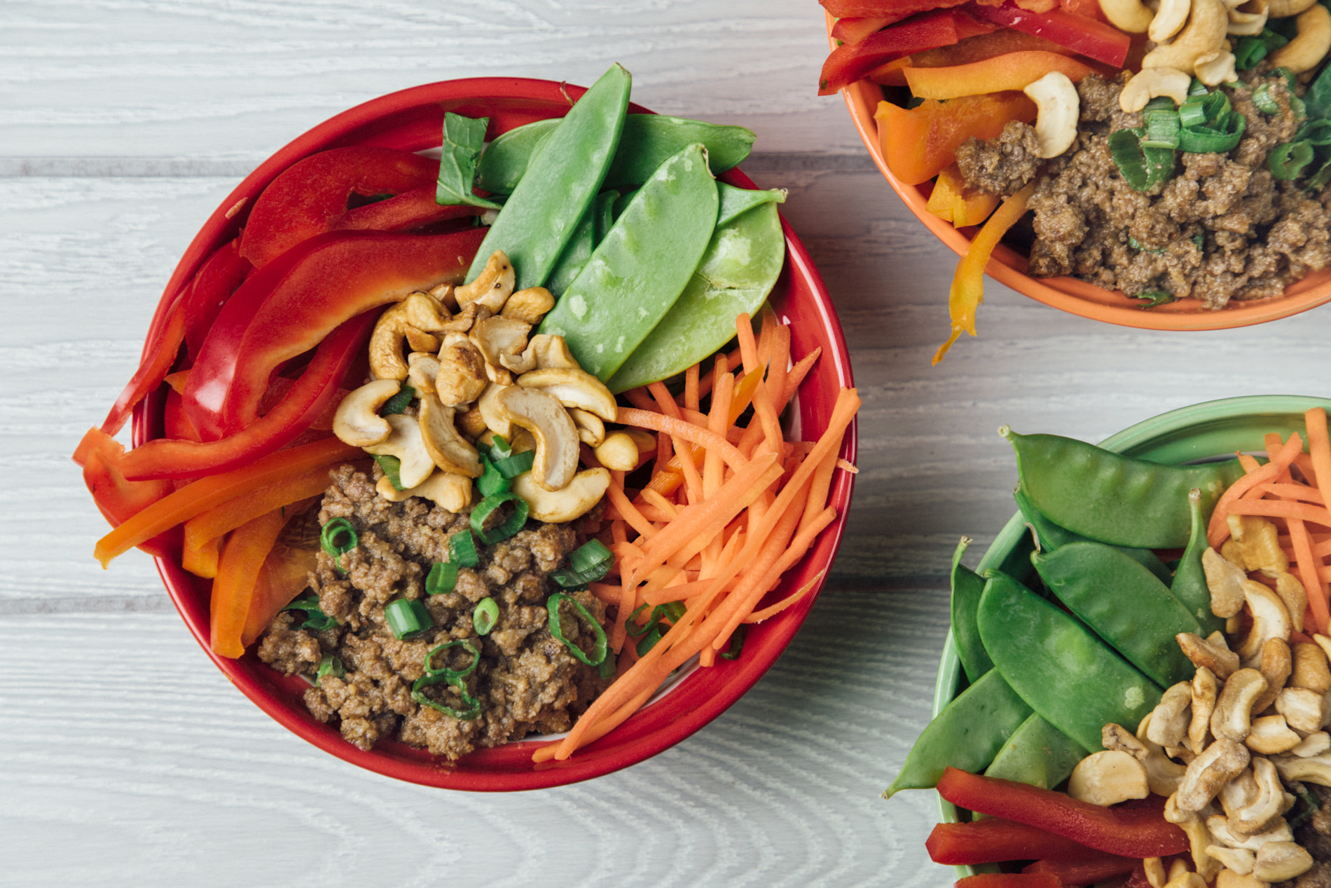 Asian Beef Bowl